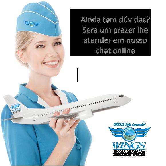 Atendimento Online Wings