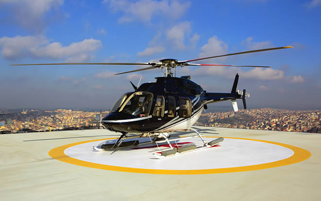 Curso de Piloto Comercial de Avião e Helicóptero