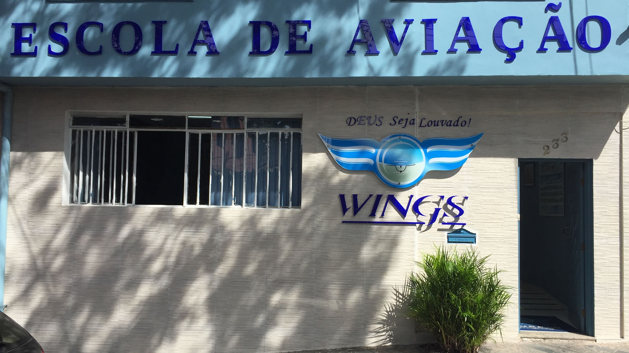 Wings Escola de Aviação Civil - São Paulo