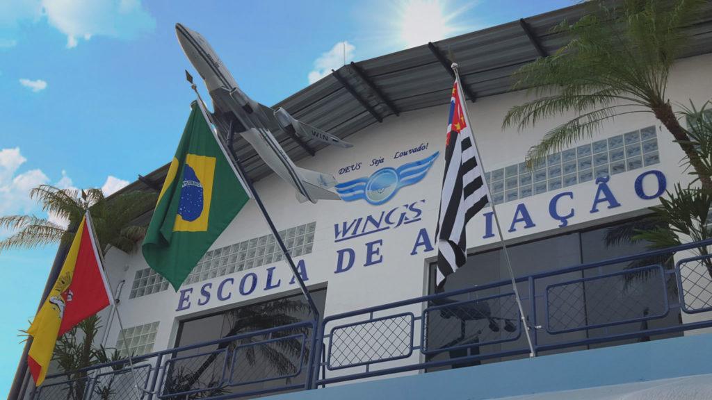 Wings Escola de Aviação Civil - Sorocaba