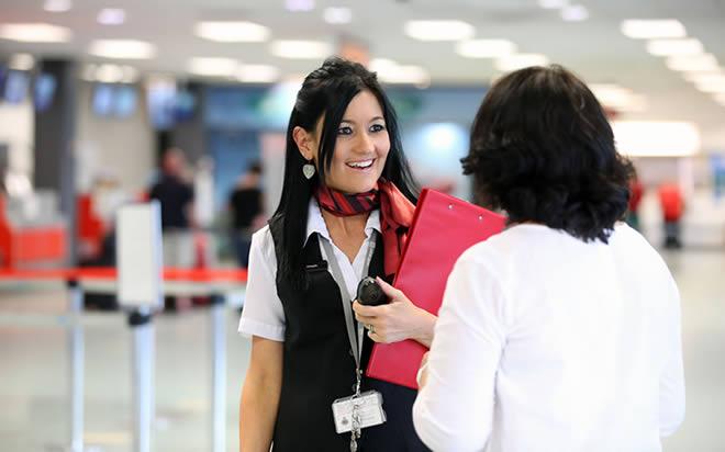 Curso de Agente de Aeroporto